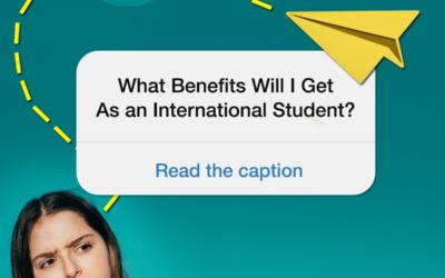Benefits of Being an International Student